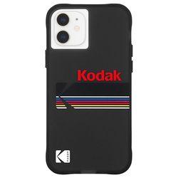 케이스메이트 x KODAK - Matte Black 아이폰 12 미니