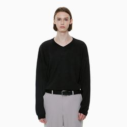 RICH SOFT KNIT BLACK
