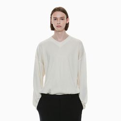 RICH SOFT KNIT IVORY