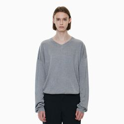 RICH SOFT KNIT GREY