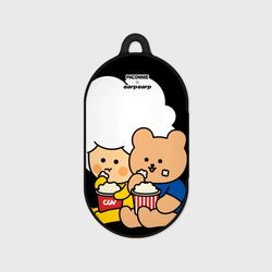 [EARPEARPxCGV]paconnie and covy movies-black(Buds hard case)