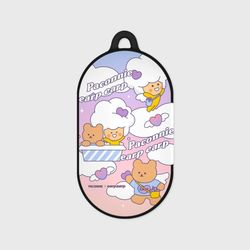 [EARPEARPxCGV]paconnie and covy cloud-pp(Buds hard case)