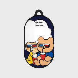 [EARPEARPxCGV]paconnie and covy 3D glass-n(Buds hard case)