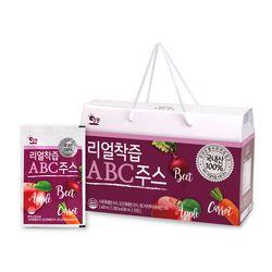 리얼착즙 ABC주스 (80ml x 30포) 2박스