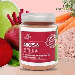 ABC 주스 분말 프리미엄 180g 유산균 비타민 7종 함유 ABC 가루