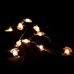LED 산타 라이트 USB전원