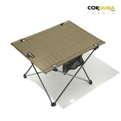 디얼스 코듀라 캠핑 접이식 경량 테이블 (올리브)