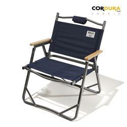 디얼스 코듀라 캠핑 폴딩 접이식 의자 Vol.1 (네이비)