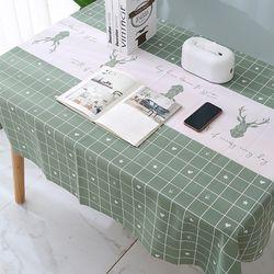 캠핑테이블 식탁보 무드온 감성테이블 3장 1set