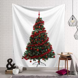 크리스마스 패브릭 트리 DIY 벽트리