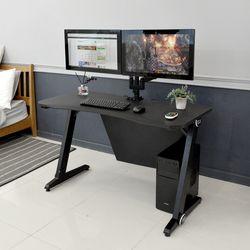 원클릭 게이밍 풀세팅 책상 의자 본체홀더 듀얼모니터거치대