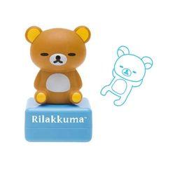 리락쿠마 스탬프 - 눈누난나 FT01802