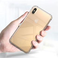 아이폰12 강화유리 필름 불사 커버 젤리 케이스 P537