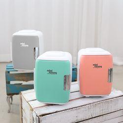 미니 소형 화장품 냉장고 온장고 4리터 mz-04