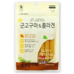 바우와우 군고구마 콜라겐 소세지 70g(10g 7p)