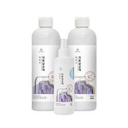 의류살균제 더블세트(본품+리필2개)