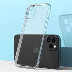 카메라 보호 풀 젤리 케이스 아이폰11