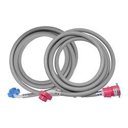 세탁기 급수 연결 호스 냉수온수 S전자 2M