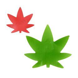 단풍잎 모양 바란(1000개입)바랑스시데코일식데코