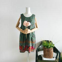 오로라 도톰 앞치마 3color