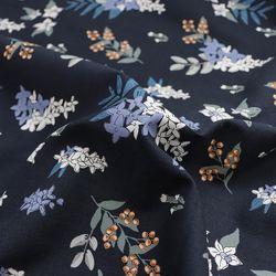 [Fabric] 미드나잇 라일락 코튼