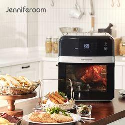 제니퍼룸 로티세리 오븐 에어프라이어 12L 블랙JR-E5210BK
