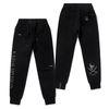 DDS HEAVY SWEAT JOGGER PANTS BLACK