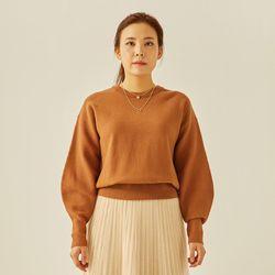 소매퍼프 스웨터 ALKL20N05