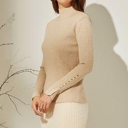 버튼 슬릿 스웨터 DAKL20D46