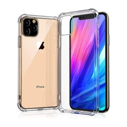 에어캡슐 투명 범퍼 젤리 아이폰12프로맥스 케이스