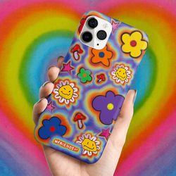 case 425-Crazy Smile daisy