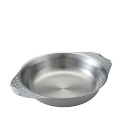 캠프 플레이트 스테인레스 휴대용 접시 그릇