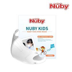 누비 키즈 3D입체 4중 마스크(KN95)(10P)