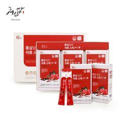 [무료배송] [혜인담] 홍삼담은 석류스틱골드 (10g30포)