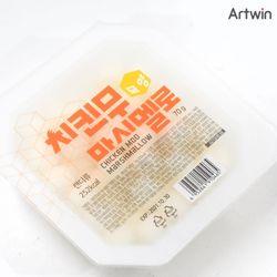 1500 치킨무 마시멜로 캔디 70g
