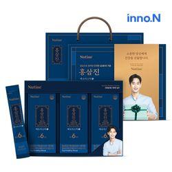 [무료배송] [뉴틴] 홍삼진 에브리스틱 EX (10g30포)