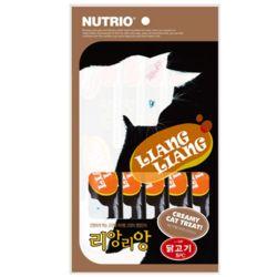 리앙리앙 닭고기 5P 고양이 반려묘 간식