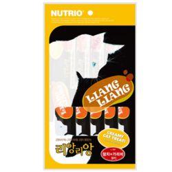 리앙리앙 참치가리비 5P 고양이 간식