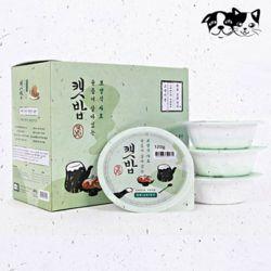 토리 캣밥 황태오리연어 (120g x 10개) (고양이 간식)
