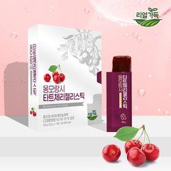 [무료배송] [리얼가득] 타트체리젤리스틱 (20g10포12box)(총 120포)