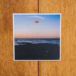 제주 놀멍쉬멍 사진엽서 - 구름한조각