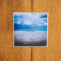 제주 놀멍쉬멍 사진엽서 - 세화해변