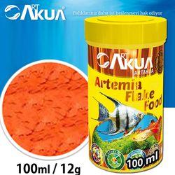 ART 아트아쿠아 알테미아 플레이크 100mL (담수어해수어 사료)