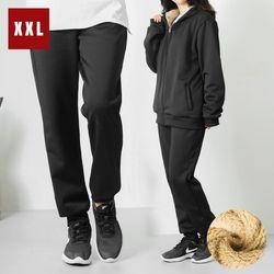 여자 히터팬츠 양털 트레이닝팬츠 XXL