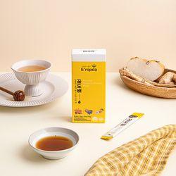 목에좋은 국내산 꿀 도라지 배로 만든 꿀도배 10g X 10개