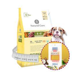 네츄럴코어 전연령 오리 ECO4 유기농 슬림다운 1kg 강아지사료