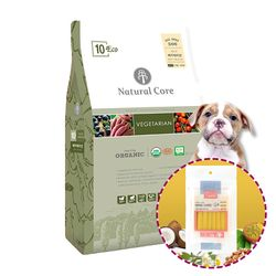 네츄럴코어 전연령 곡물 ECO10 베지테리언 6kg 강아지사료