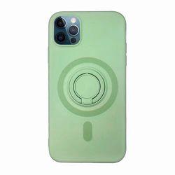 아이폰12 컬러 심플 스마트톡 실리콘 케이스 P241