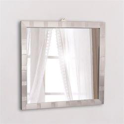 드레지 사각 600 반신 거울 벽걸이형