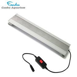칸후 P-900 LED조명-알루미늄 수조 등커버(어댑터 포함)